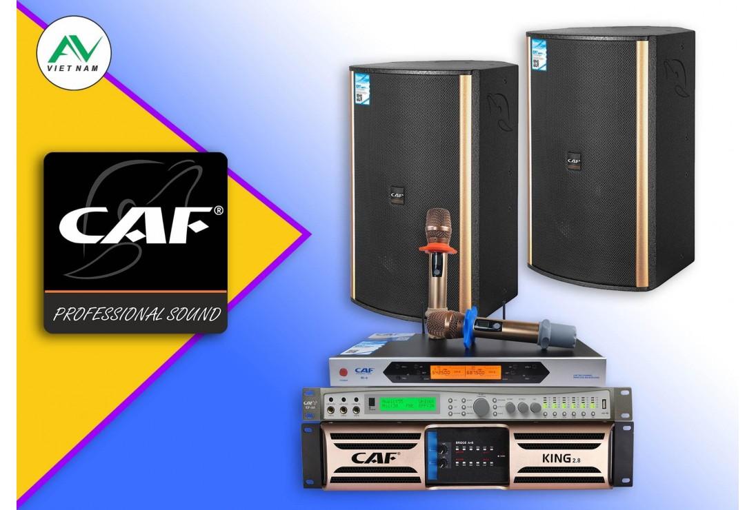 Đồng bộ 9 phòng CAF AUDIO tại Karaoke Ánh Lệ 2 - Bắc Giang