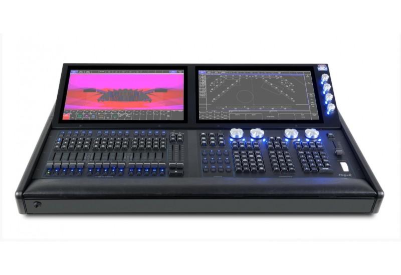 MagicQ MQ500 Stadium Console (200 Universe) With Flight Case