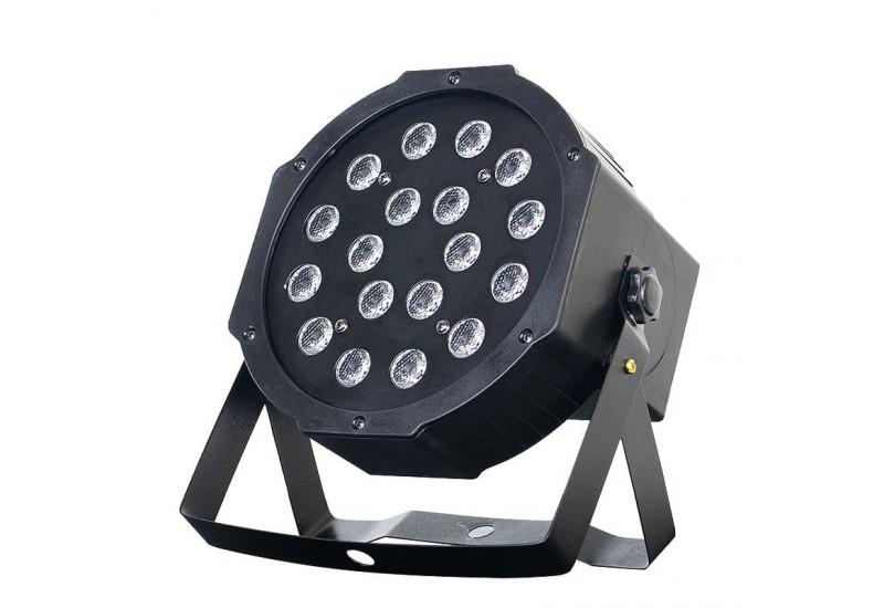KZ- LED 18 Mini Par