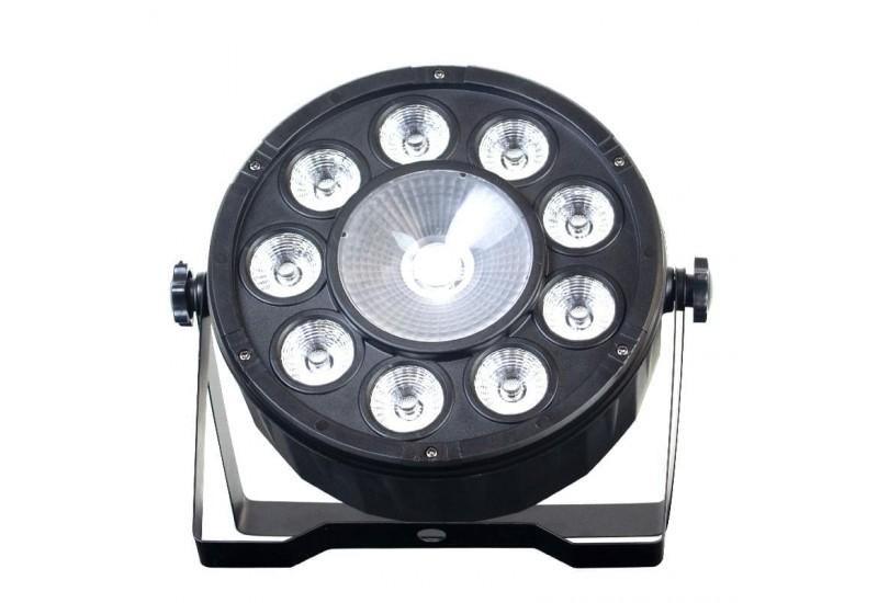 KZ-LED 9 Plastic Flat Par