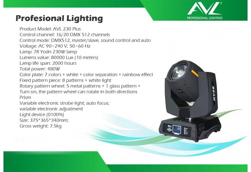 AVL-230Plus