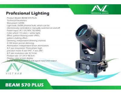 AVL BEAM 570 PLUS