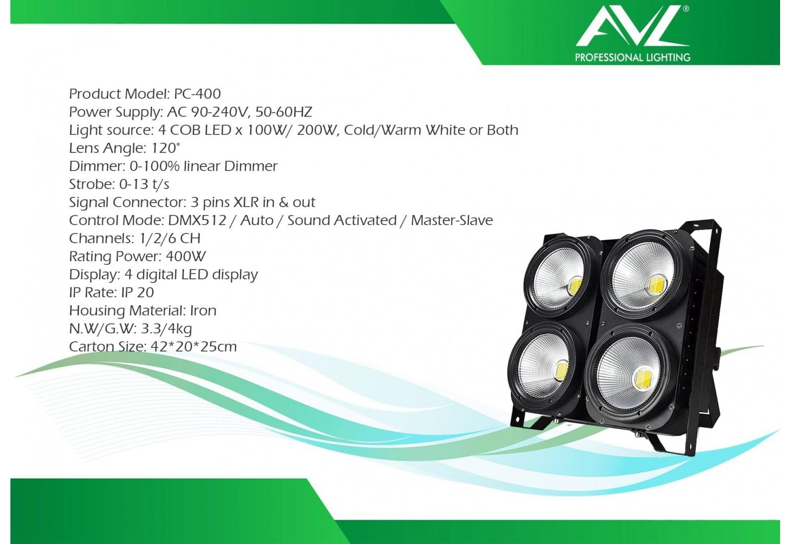 AVL PC 400