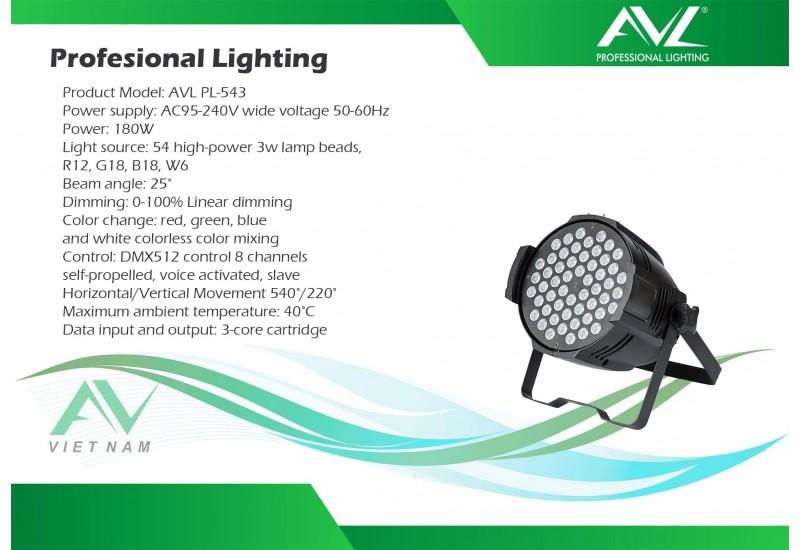 AVL PL-543