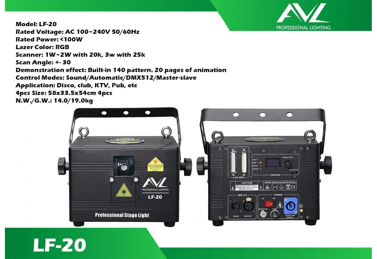AVL LF-20