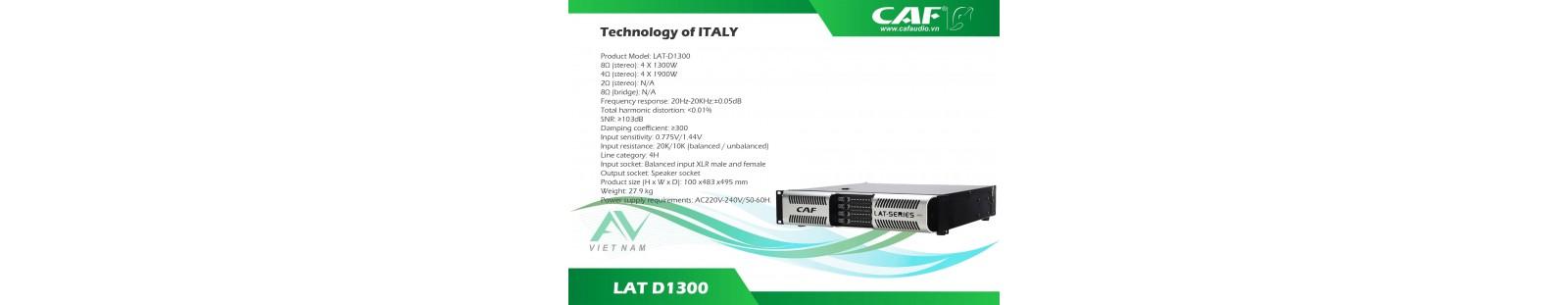 CAF LAT D1300