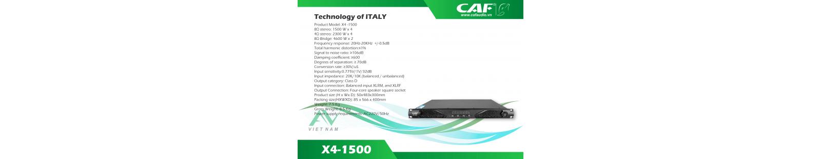 CAF X4-1500
