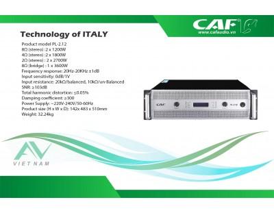 CAF PL 2.12