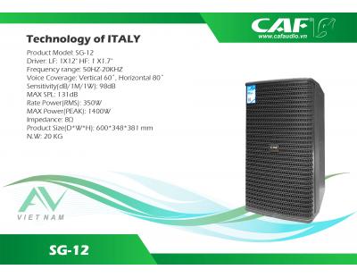 CAF SG-12