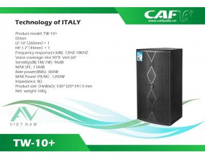 CAF TW 10+