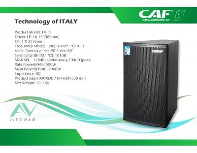 CAF TX-15