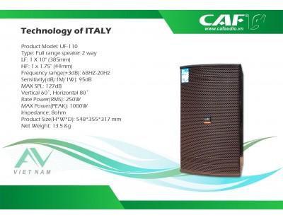 CAF UF-110