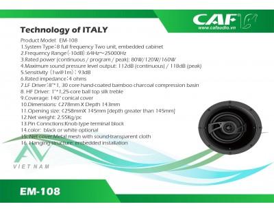 CAF EM 108