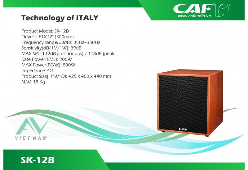 CAF SK 12B
