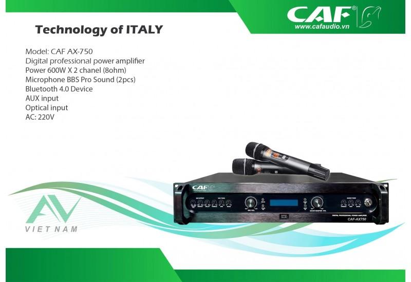 CAF AX-750