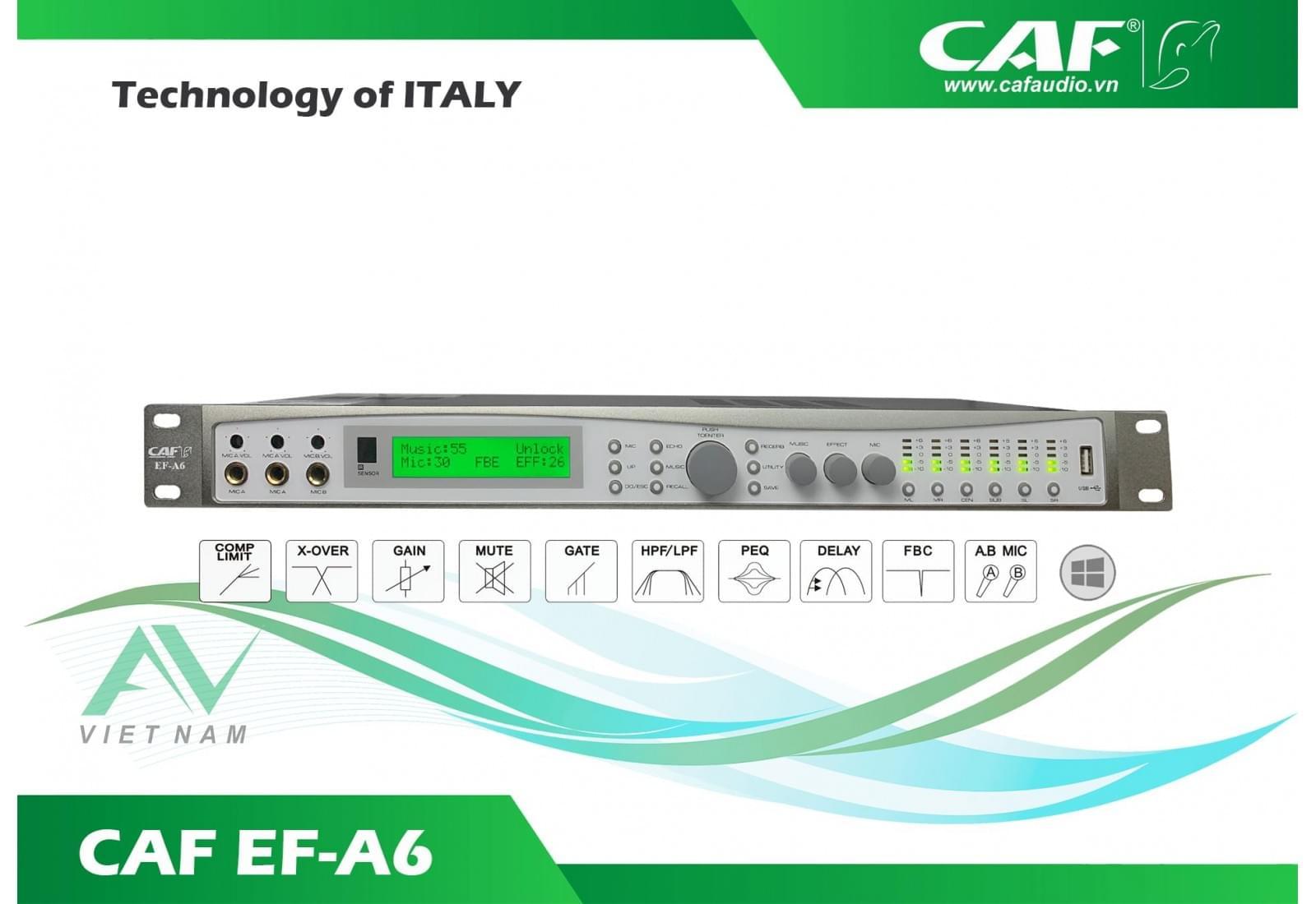 CAF EF-A6