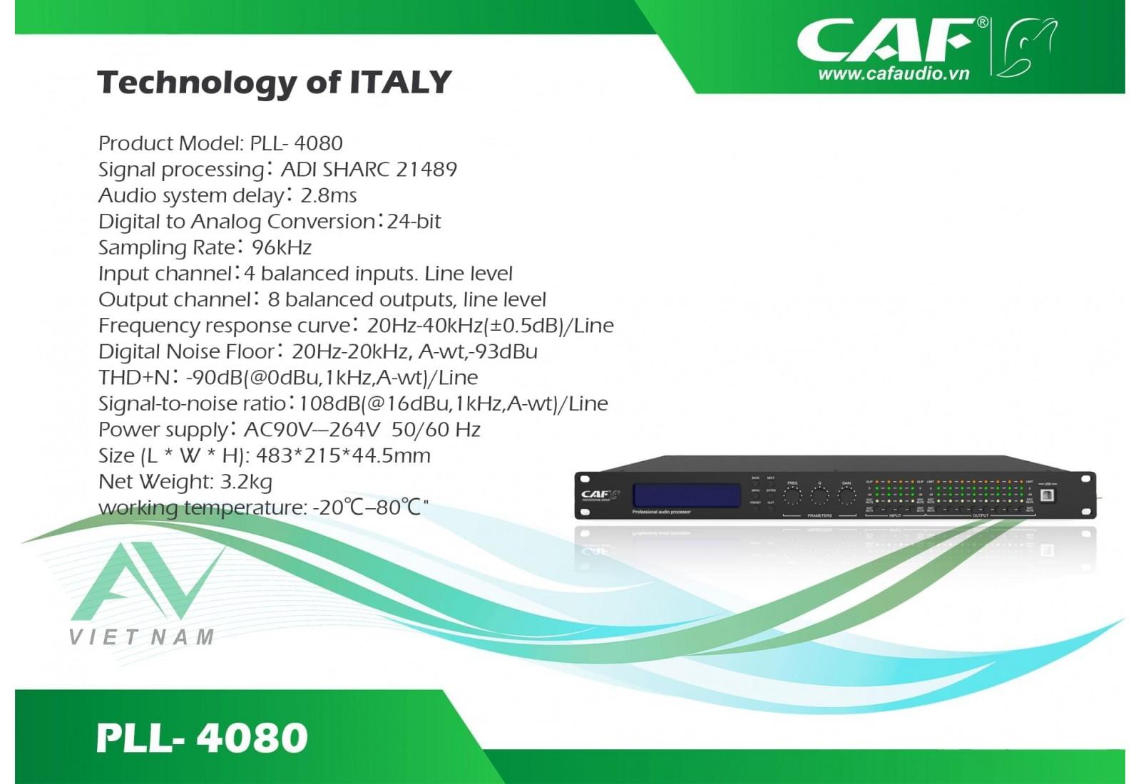 CAF PLL 4080