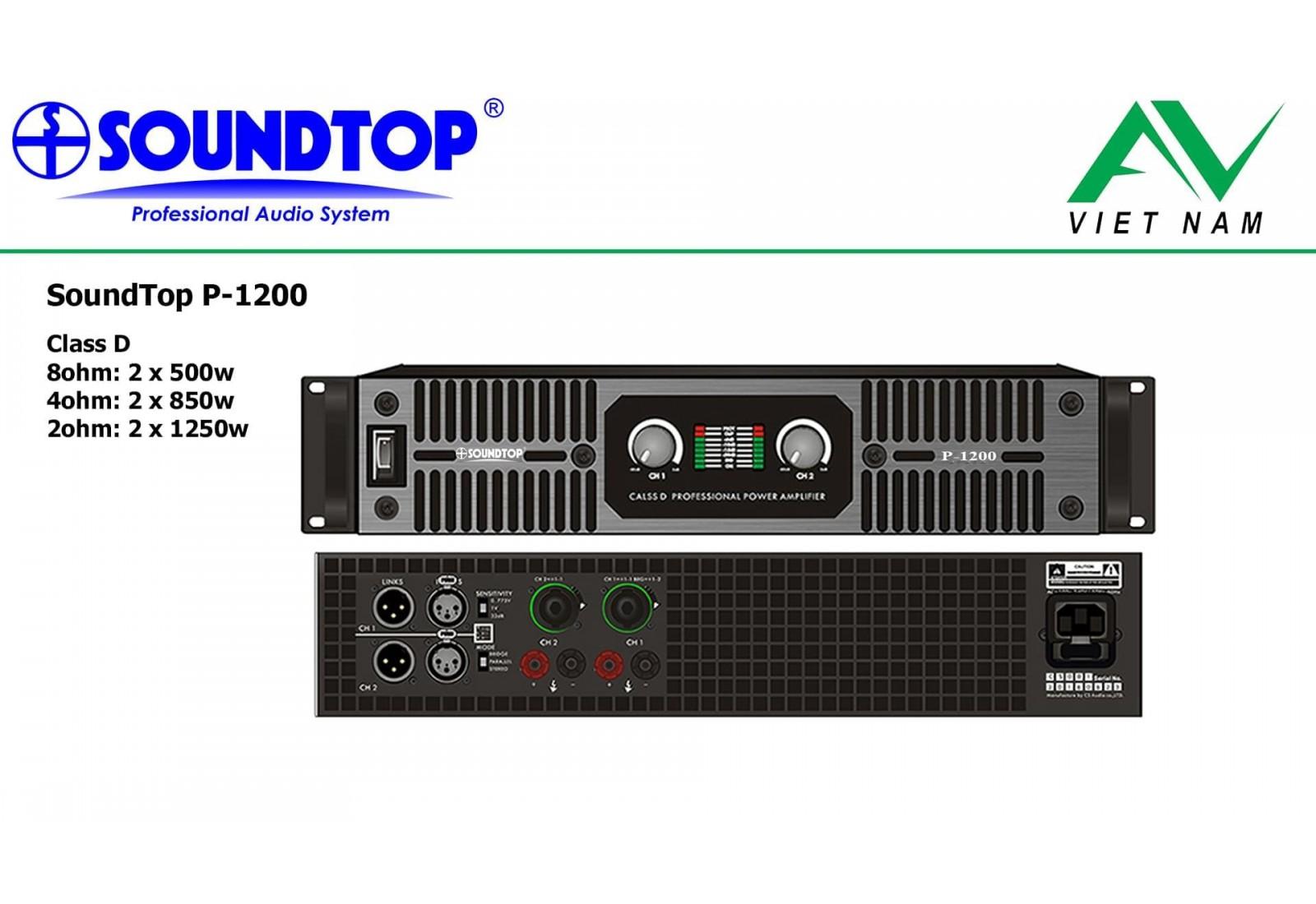 SoundTop P-1200