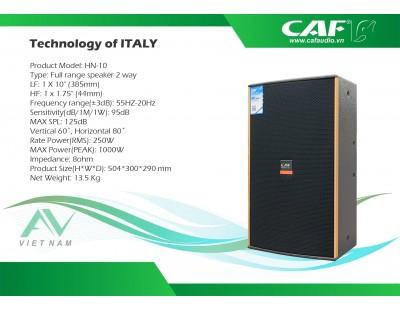 CAF HN-10