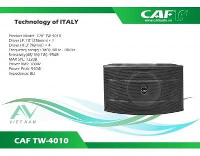 CAF TW-4010