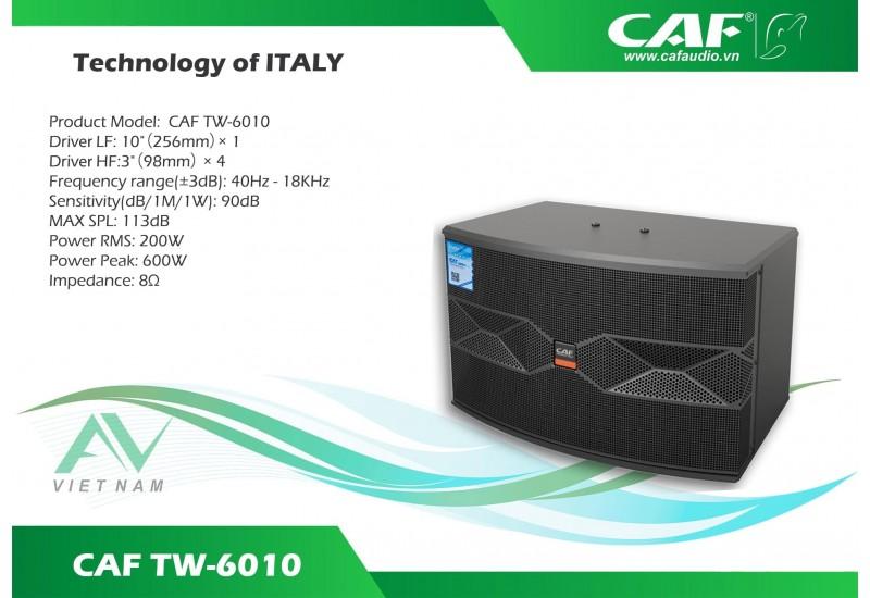 CAF TW-6010