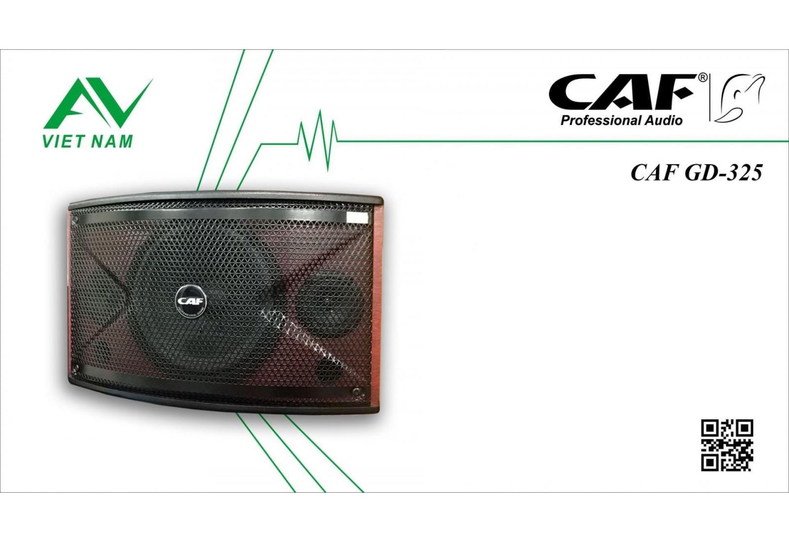 CAF GD-325N