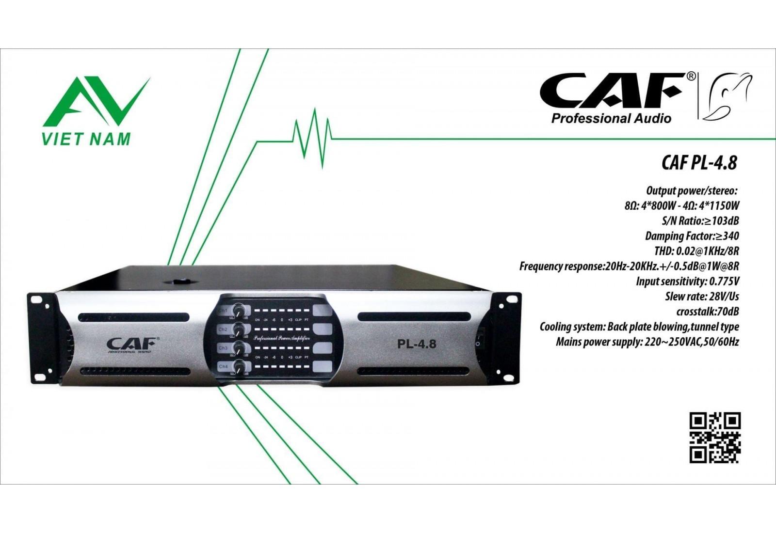 CAF PL 4.8