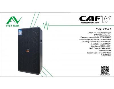 CAF TX-12