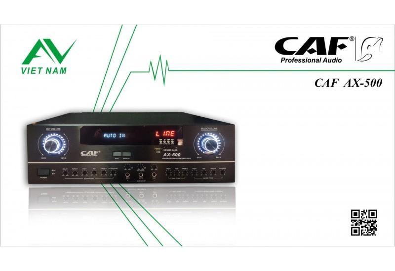 CAF AX-500