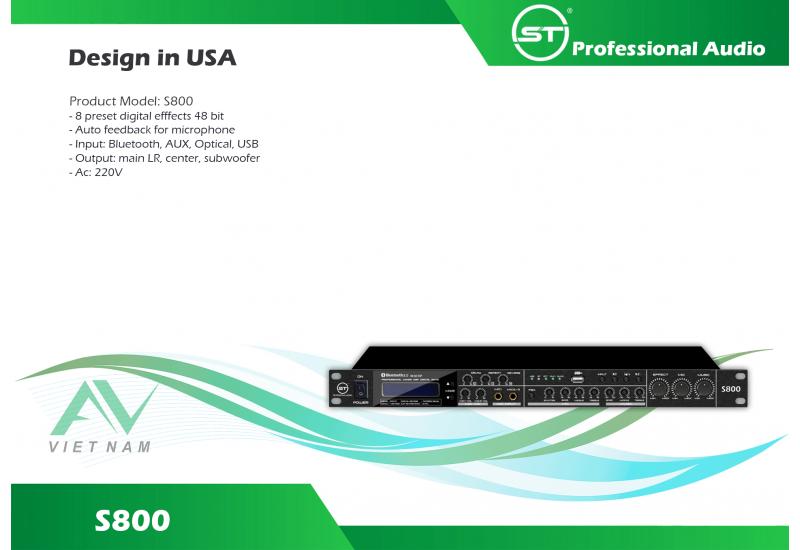 ST S800